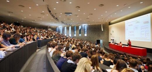Amphithéâtre Aix-Marseille Université