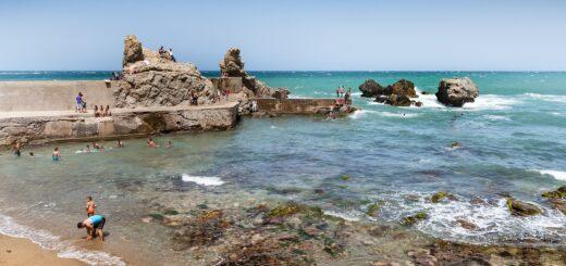 Ain Taya, Algérie, Méditerranée