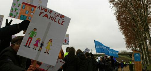 Marche des droits de l'Enfant – UNICEF, 20 novembre 2017